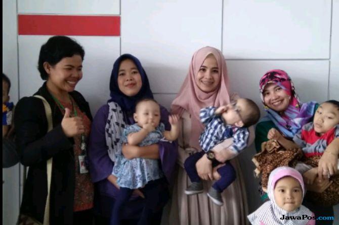 Capaian Imunisasi MR di Palembang Hanya 35 Persen