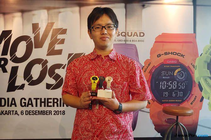 G-Shock GBA-800, G-Shock GBD-800, Baby-G BSA-B100