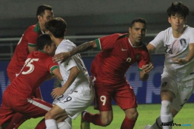 Timnas Indonesia, Timnas U-23 INdonesia, Asian Games 2018,