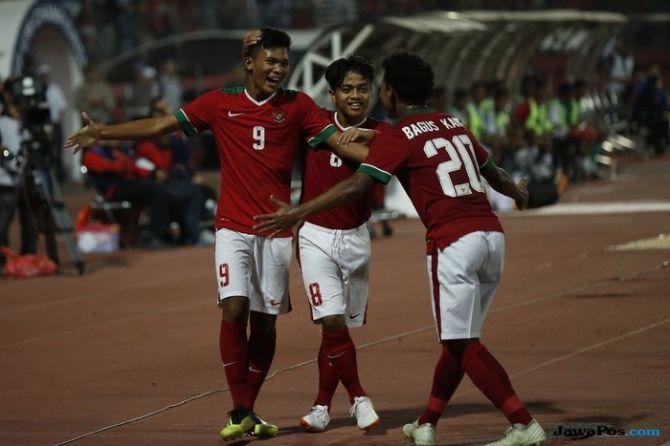 Timnas U-16 Indonesia, Timnas U-16 Thailand, Jadwal Final Piala AFF U-16, Jadwal LIVE TV Final Piala AFF U-16,
