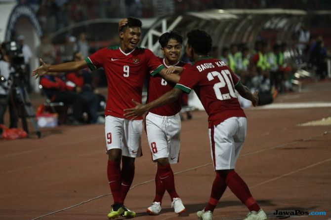 Timnas U-16 Indonesia, Piala AFF U-16 2018, Jadwal Live TV Semifinal Piala AFF U-16 2018