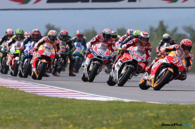 MotoGP 2019, Jadwal MotoGP, Kalender MotoGP