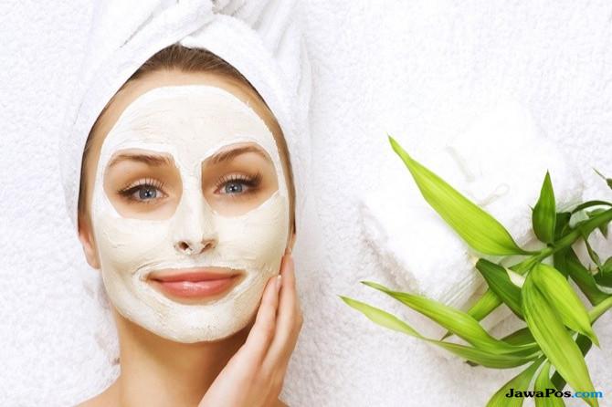 Catat Resep 10 Masker Alami, Singkirkan Masalah Jerawat dan Komedo