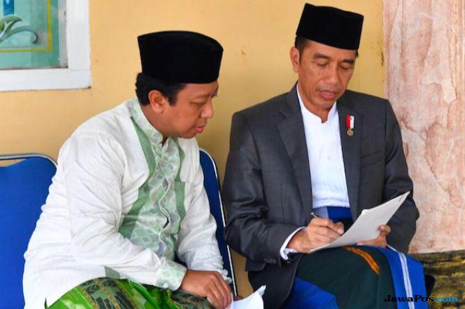 Rommy dan Jokowi