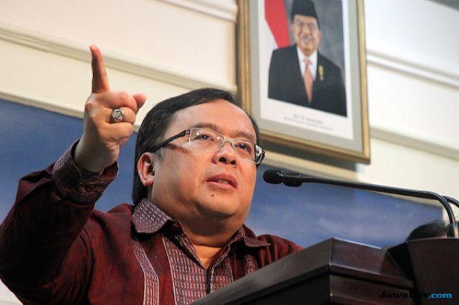 Cerita Menteri Bambang, Awal Mula Pulau Jawa Jadi Pusat Pertumbuhan RI