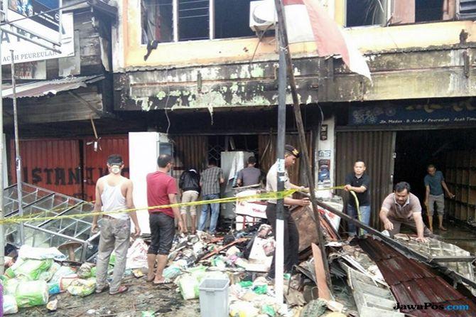 Cerita Nahas Keluarga Zulfikar yang Tewas Akibat Kebakaran Minimarket