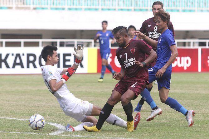 Cetak 7 Gol ke Gawang Juara Laos, Pelatih PSM: Harusnya Lebih Banyak