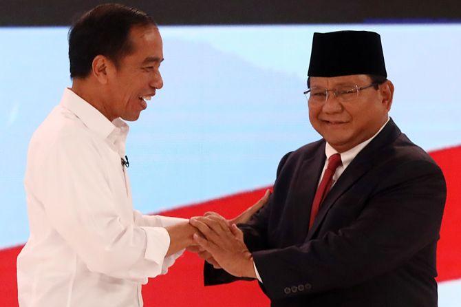 Charles Honoris: Pak Jokowi Sudah Membuat KO Pak Prabowo