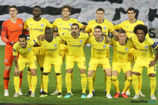 Liga Europa, PAOK, Chelsea, PAOK vs Chelsea
