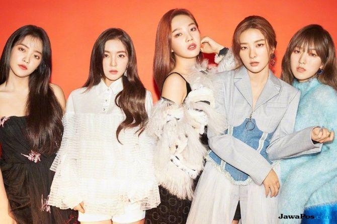 Comeback November, Red Velvet Siap Saingi EXO dan TWICE