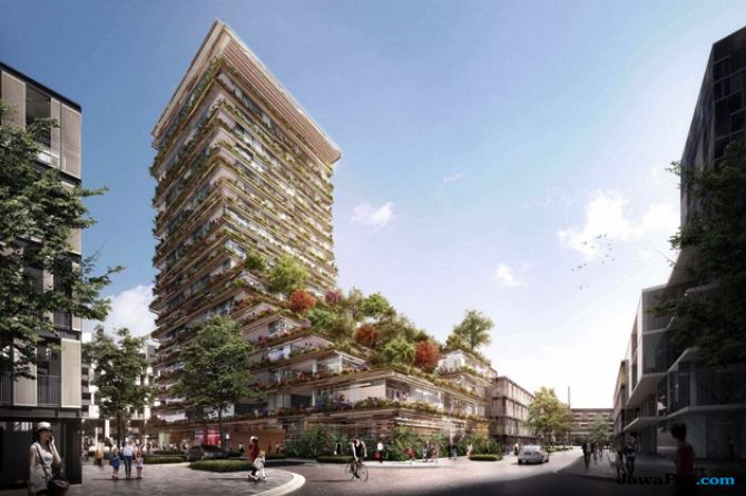 Crown Group Targetkan Proyek Waterloo Rampung di 2020
