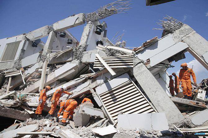 Dalam Kondisi Darurat JK Perintahkan Korban Gempa Dibawa Dengan Heli