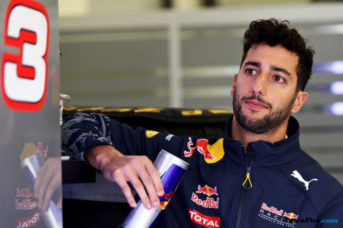 Daniel Ricciardo, Formula 1, Renault, Red Bull Racing