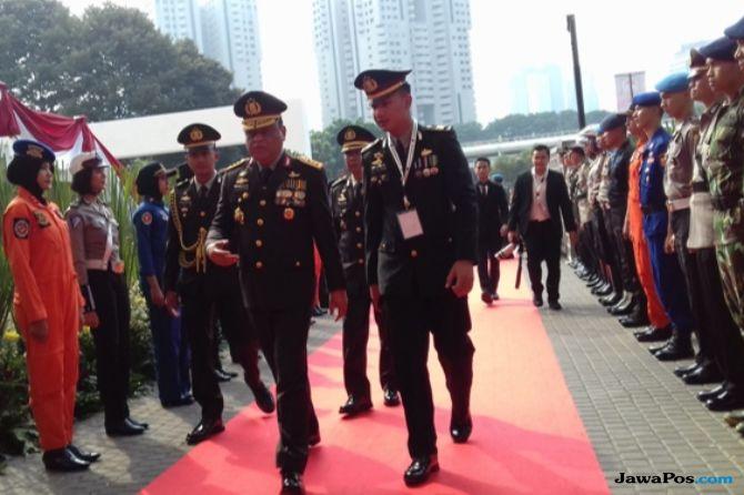 Dapat Amanah Jokowi, Begini Langkah Polri Amankan Asian Games 2018