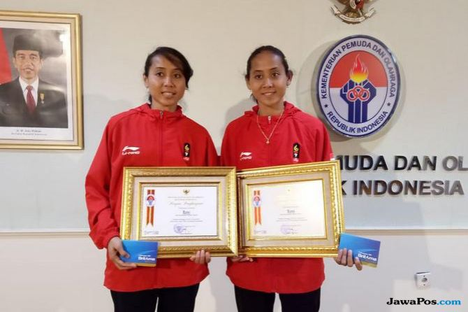 Asian Games 2018, Sepak Takraw, Medali Perunggu, Lena, Leni, Bonus