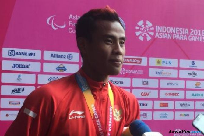 Asian Para Games 2018, INAPGOC, Kemenpora, Indonesia, Rizal Bagus Saktiyono