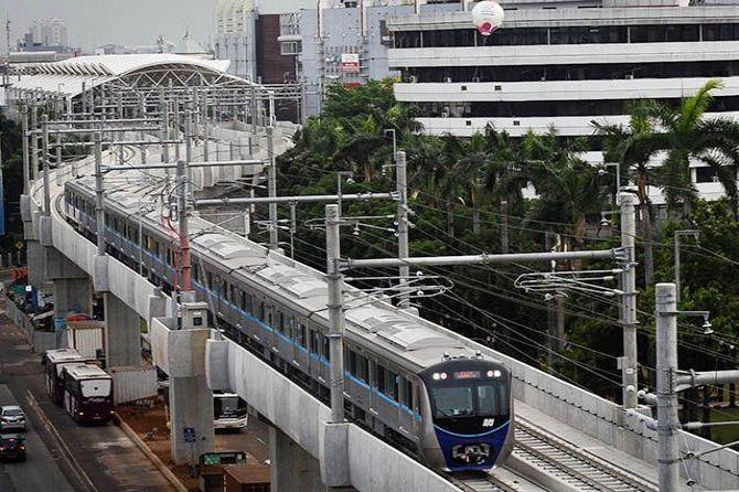 Dapat Subsidi Pemprov DKI, Segini Rencana Tarif MRT Jakarta