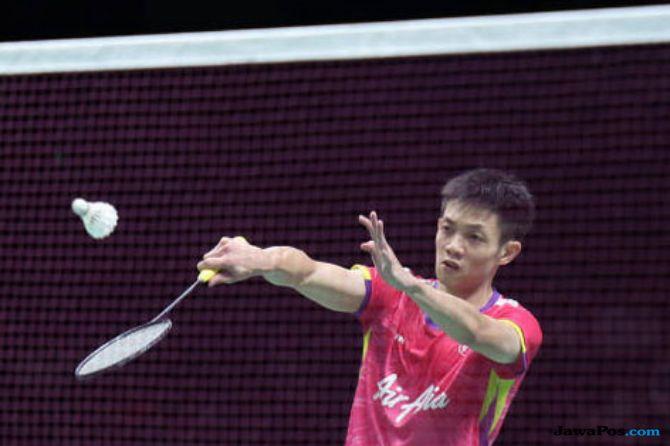 Asian Games 2018, Malaysia, Daren Liew, bulu tangkis