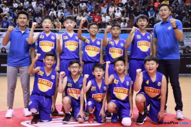 DBL Indonesia, basket