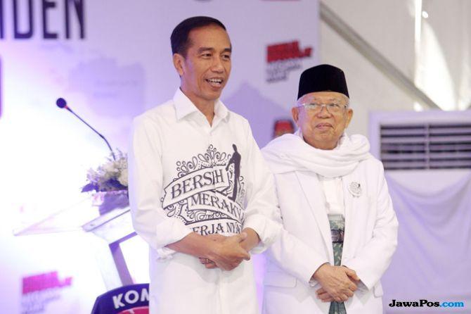 Debat Perdana Diklaim Untungkan Kubu Jokowi-Ma'ruf Amin