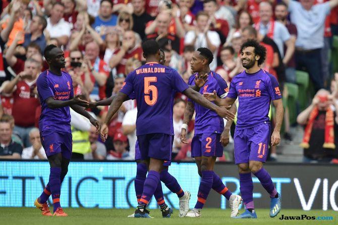 Liverpool, Napoli, Alisson Becker, Mohamed Salah,