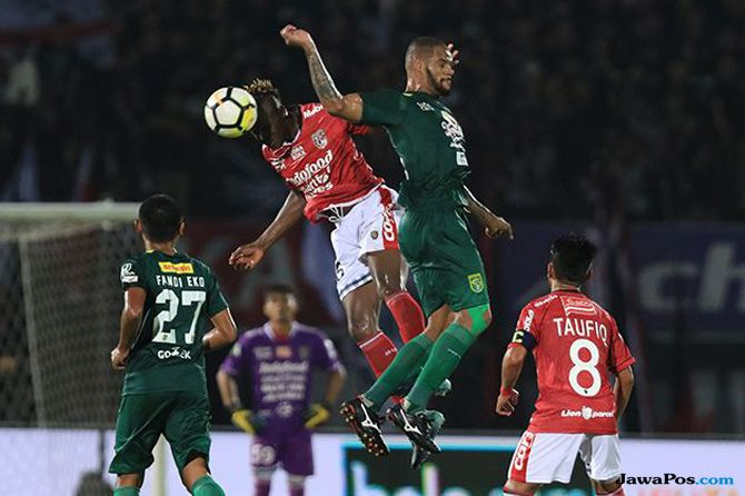 Mahamadou N'Diaye, Bali United, Ligue 2, Prancis