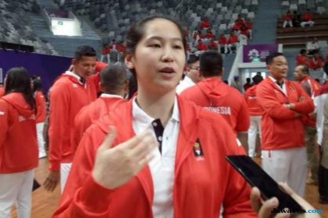 Asian Games 2018, basket, Priscilla Annabel Karen