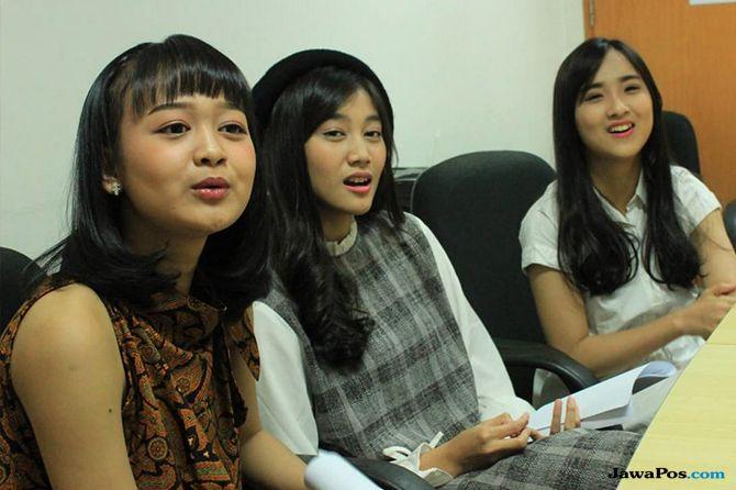Della Angkat Jempol untuk Antusiasme Fans JKT48 di Makassar