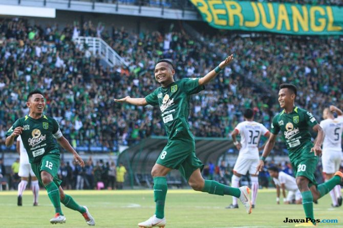Persebaya Surabaya, PSIS Semarang, Liga 1 2018, Bonek, Djadjang Nurdjaman