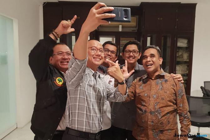Sekjen Parpol Pendukung Prabowo - Sandi