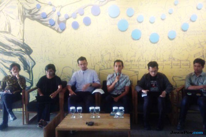 Diskusi penanganan kasus terorisme