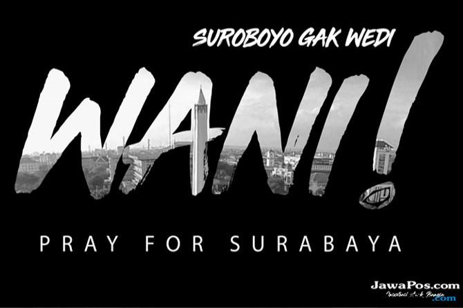 Densus 88 Ledakkan Bom di Rumah Pelaku Teror Gereja Surabaya