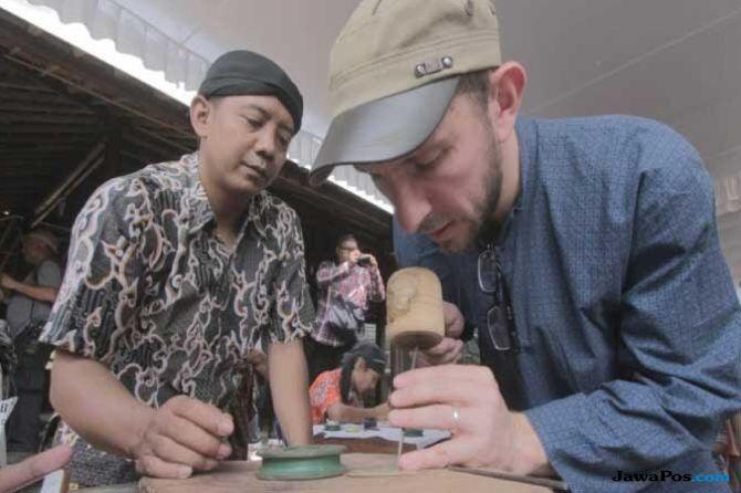 Desa Kepuhsari Jadi Pusat Studi Wayang