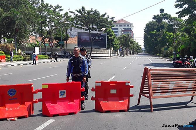 Dewan Masjid Kota Surabaya Sebut Teroris Musuh Bersama
