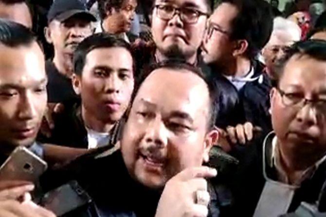 Dhani Langsung Digiring ke Mobil Tahanan, Pengacara Cekcok dengan JPU