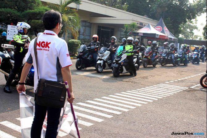Di Ajang ARRC, Pembalap Indonesia Dibanjiri Dukungan Komunitas Motor