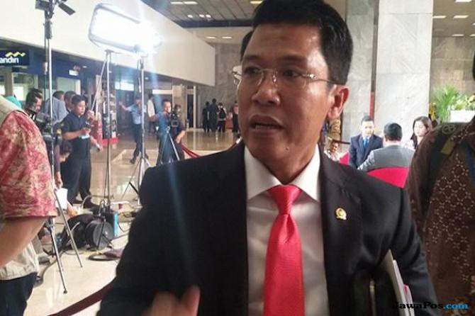 Anggota Komisi XI DPR Mukhamad Misbakhun.