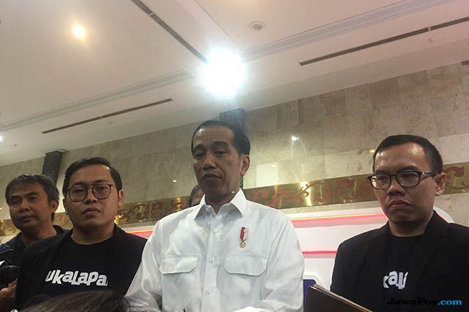 Di HUT Bukalapak, Presiden Jokowi Bocorkan Masa Lalu Achmad Zaky