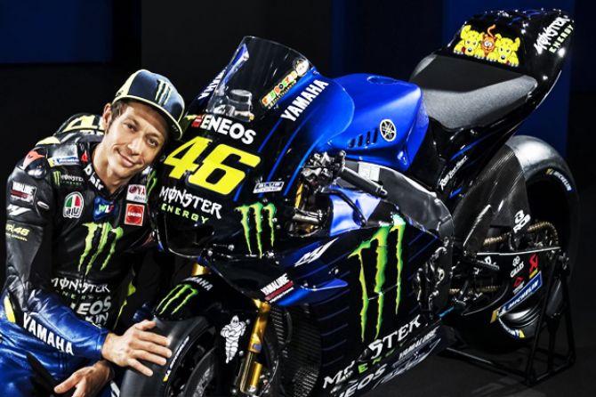 Motogp 2019, Yamaha, Maverick Vinales, Valentino Rossi