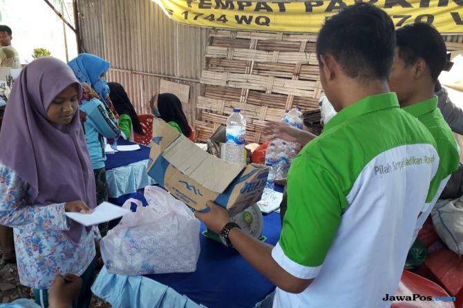 Diberi Bank Sampah, Warga Ingin Tambahan Uang Belanja