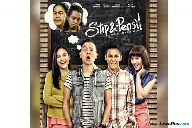 Dibintangi Ernest Prakasa, Film Stip & Pensil Segera Tayang