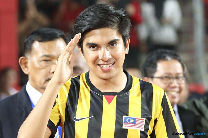 Menpora Malaysia, Syed Saddiq, Piala AFF 2018, Malaysia, Timnas Malaysia, Vietnam