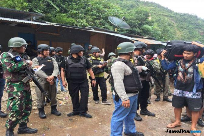 Diduga Terlibat Kelompok Bersenjata, Warga Polandia Ditangkap di Papua