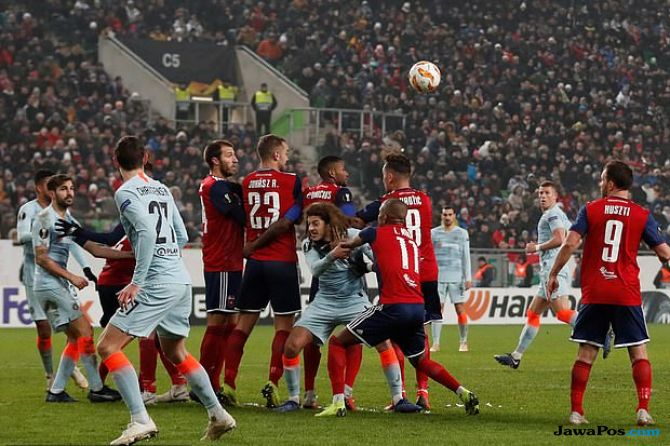 Liga Europa 2018-2019, Videoton, Chelsea, Videoton 2-2 Chelsea
