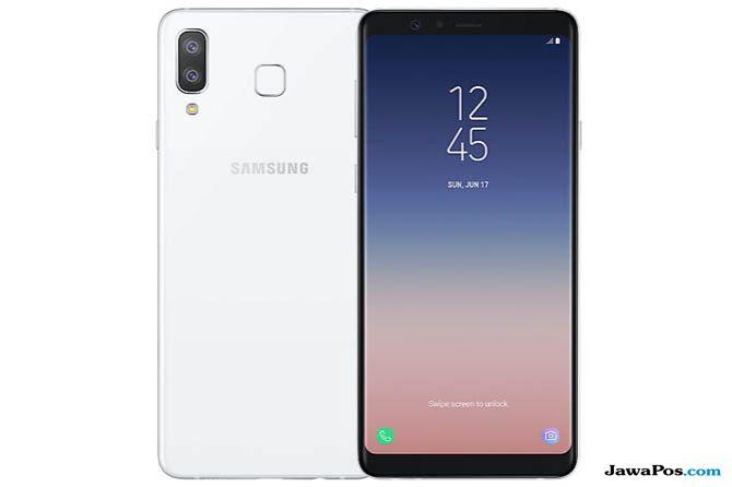 Galaxy A8 Star, Samsung Galaxy A8 Star, Kelebihan Galaxy A8 Star