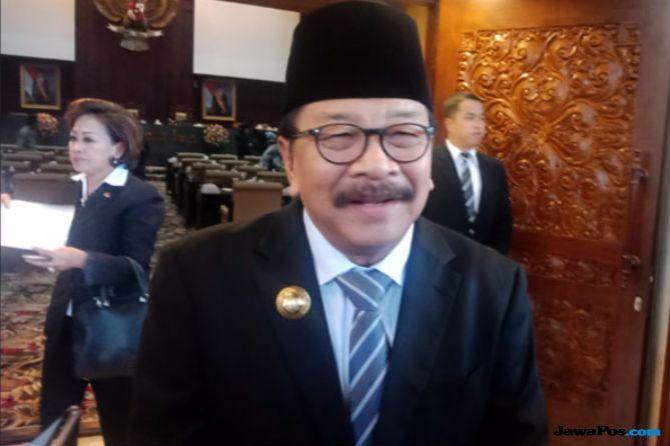 Dikabarkan Hengkang dari Demokrat, Soekarwo Sempat Bertemu Surya Paloh