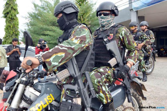 Dikejar Polisi, Dua Tentara OPM Tewas