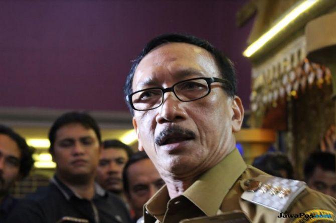 Dilaporkan ke Bawaslu, Bupati Pesisir Bantah Kampanye Jokowi
