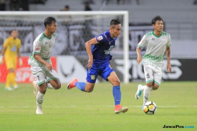 Hery Susilo, Persiba Balikpapan, Kalteng Putra, Liga 2 2018