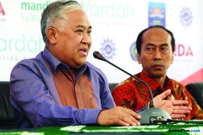Din Syamsuddin Serukan Pemutaran Film Pengkhianatan G30S PKI